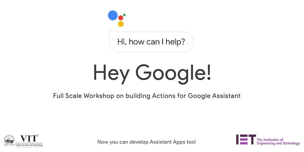 Hey Google!