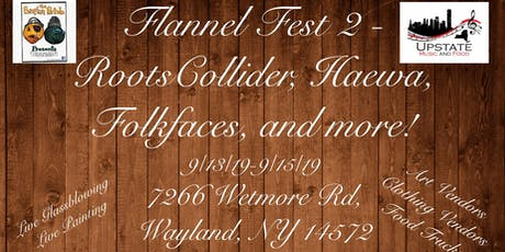 The pumpkin patch presents : Flannel Fest 2 tickets