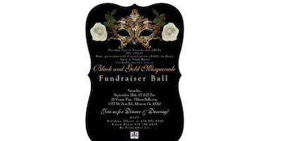 Haititan Sports Foundation (HSF) Black & Gold Masquerade Fundraiser Ball