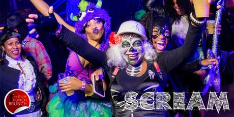 SCREAM - The Best Halloween Party. tickets