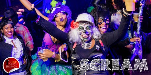 SCREAM - The Best Halloween Party.