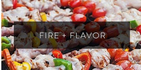 Fire + Flavor Grilling Workshop tickets