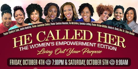 HE CALLED HER - The Women's Empowerment Edition tickets