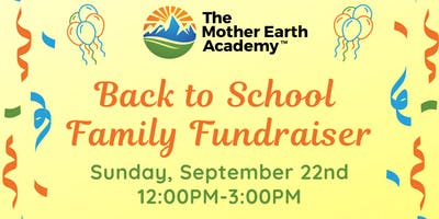 Back to School Family Fundraiser