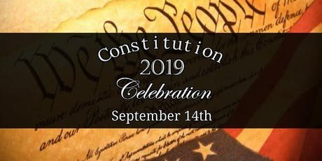 Constitution Celebration 2019 tickets