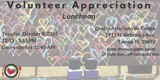 Meals On Wheels of Tampa's 2019 Volunteer Appreciation Luncheon