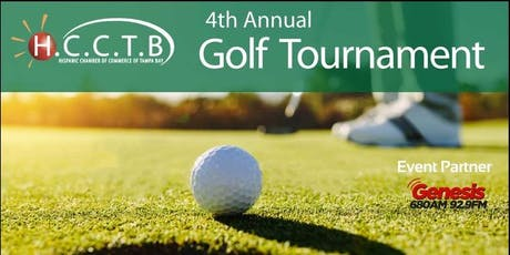 HCCTB _ 4th Annual Golf Tournament tickets