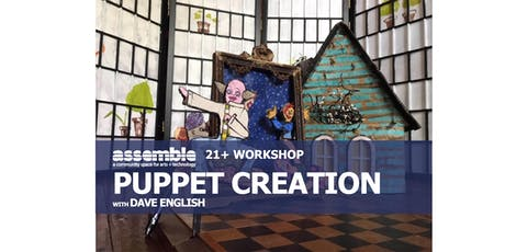 21+ Puppet Creation  tickets