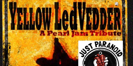 Pearl Jam & Green Day Tribute Night in The Vault