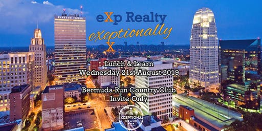 eXp Lunch & Learn Winston Salem, NC