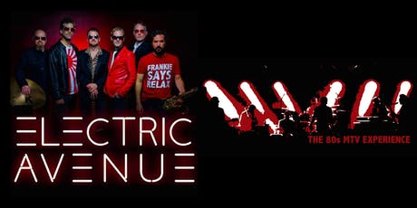 Electric Avenue 'The 80's MTV Experience' | Asheville Music Hall tickets