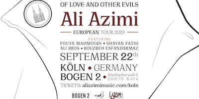 Ali Azimi Live in Köln
