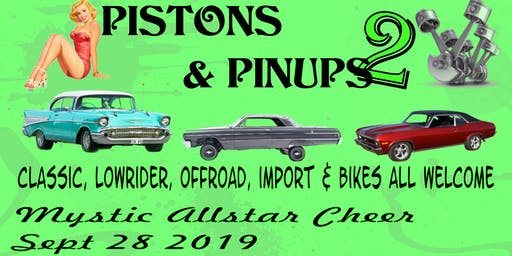 Pistons & Pin-ups 2