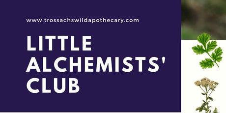 Little Alchemists' Club tickets