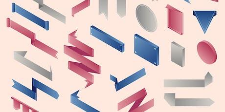 Tips & Tricks for Logo Design tickets