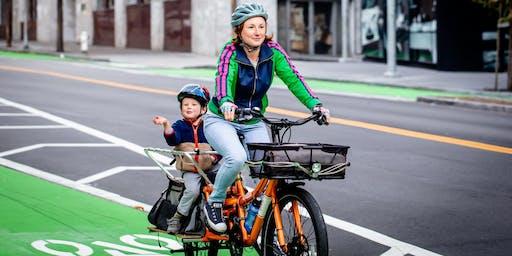Biking with Babies Free Workshop
