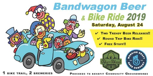 Bandwagon Beer & Bike Ride 2019
