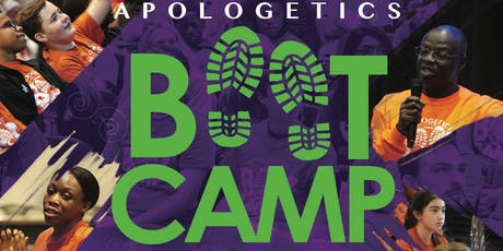 2020 APOLOGETICS BOOT CAMP  tickets