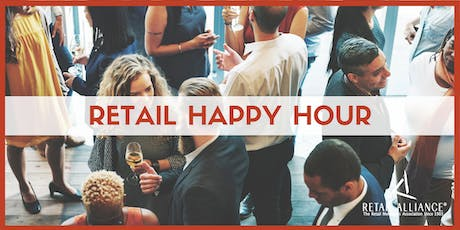 Retail Happy Hour - Hamilton Perkins Collection tickets