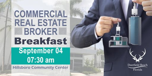 Commercial Real Estate Broker Breakfast