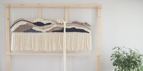 Weaving Workshop - Woven Wall Hanging tickets