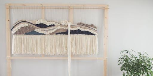 Weaving Workshop - Woven Wall Hanging