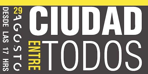 COLOQUIO DISEÑO CIUDAD INTEGRADA - CIUDAD ENTRE TODOS