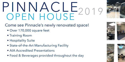 Pinnacle Architectural Lighting Open House