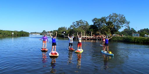 Westchase Moms SUP Outing Session 1