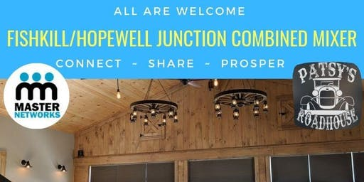 Combined Fishkill/Hopewell Junction Chapter Networking Mixer with a Twist!