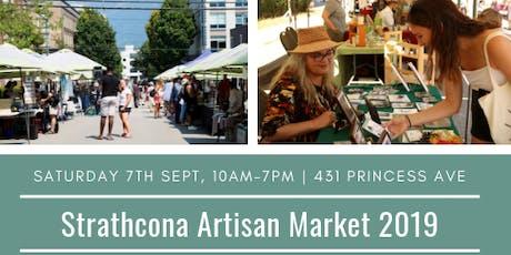 Strathcona Artisan Market tickets