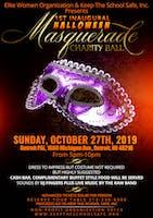 Inaugural Halloween Masquerade Charity Ball