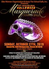 Inaugural Halloween Masquerade Charity Ball tickets