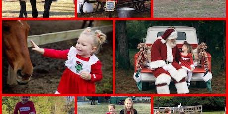 Santa is coming to Crosswind Farm day 2 boletos