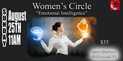 Monthly Women's Circle - Emotional Intelligence
