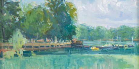 Pratt Alumni Bay Area Plein Air Paint & Sketch  tickets