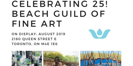 Celebrating 25! Beach Guild of Fine Art. tickets