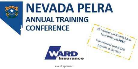 Nevada PELRA Annual Training Conference tickets