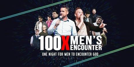 100X Men's Encounter tickets