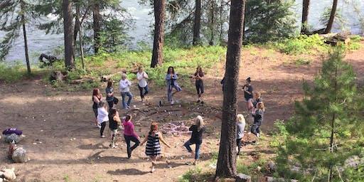 A Sister's Healing Circle: 1-day Holistic Breathwork Retreat