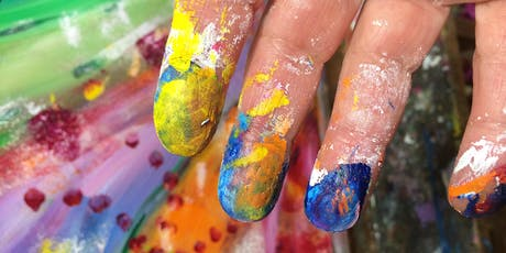 Intuitive Painting Playshop tickets