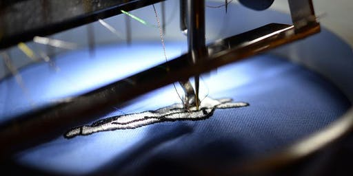 Introduction to Machine Embroidery