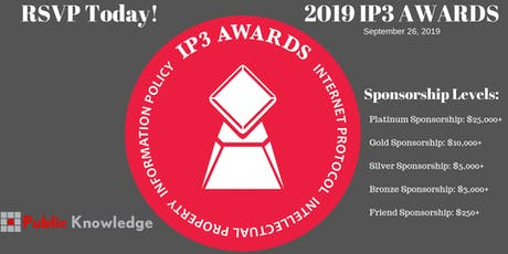 16th Annual IP3 Awards tickets