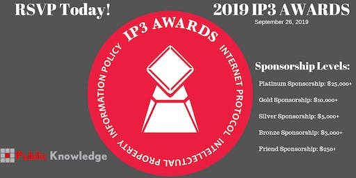 16th Annual IP3 Awards