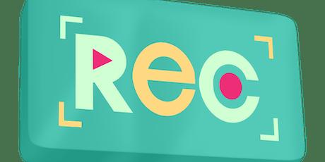 REC 2019 - Convention pour les Créateurs - Creator Convention billets