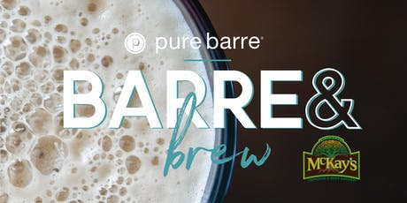Pure Barre & Brew - Pop-Up tickets
