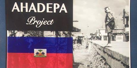 AHADEPA Haitian School Fundraiser tickets