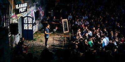 Slammer Filet - Open Air Poetry Slam