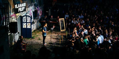 Slammer Filet - Open Air Poetry Slam Tickets