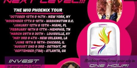 THE WIG PHOENIX TOUR (NY)  tickets
